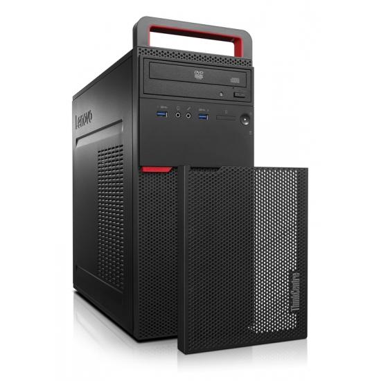 Lenovo ThinkCentre M700 6th gen Intel® Core™ i5 i5-6400 8 GB DDR4-SDRAM  1000 GB HDD Black Mini Tower PC