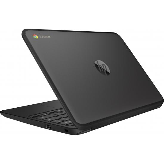 HP Chromebook 11 G5 EE Black 29 5 cm (11 6