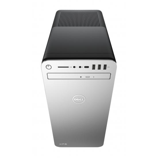 DELL XPS 8930 SE 9th gen Intel® Core™ i9 i9-9900K 32 GB DDR4-SDRAM 2512 GB  HDD+SSD Black, Silver Tower PC