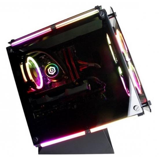 CyberPower - Gaming Desktop - Intel Core i9 - 16GB Memory - NVIDIA GeForce  RTX 2080 - 2TB Hard Drive + 500GB Solid State Drive - Black*
